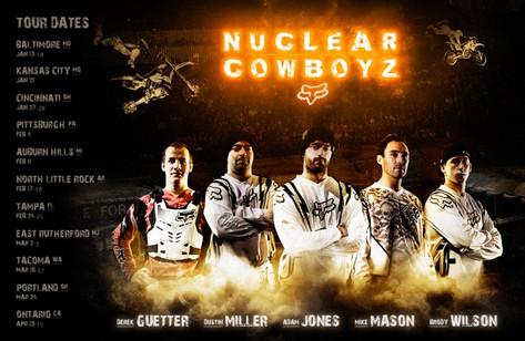 Nuclear Cowboyz FOX Riders