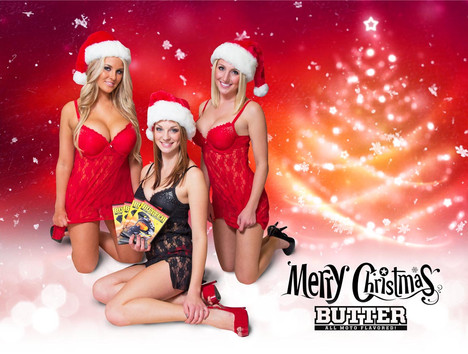 Merry Christmas from Butter All Moto Flavored