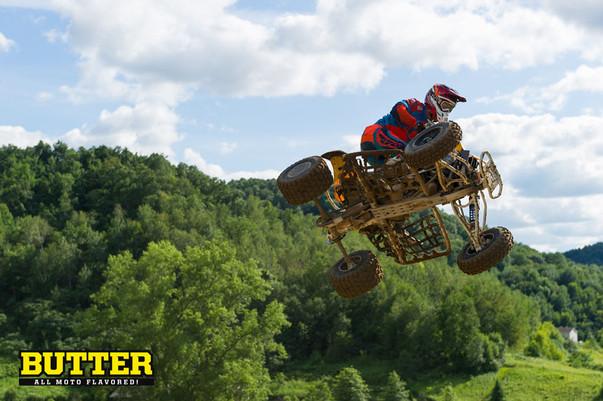 Jeff Rastrelli ATV Scrub Butter All Moto Flavored