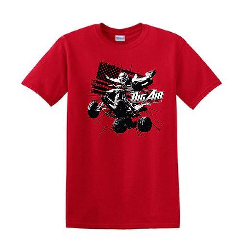 Youth ATV Big Air USA T Shirt