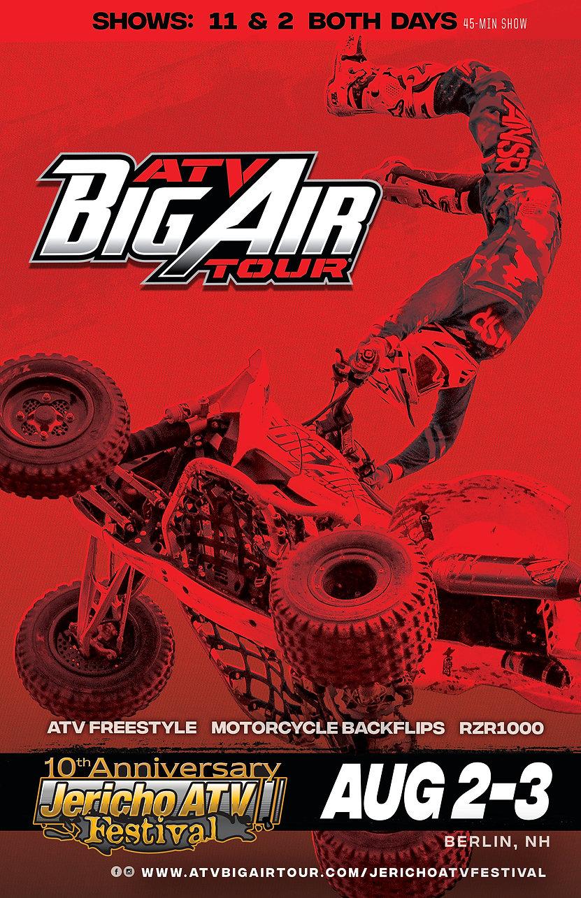 ATV Big Air Tour to perform at 10th Anni