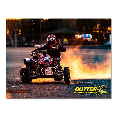 Parker Wewerka TRX450 Poster