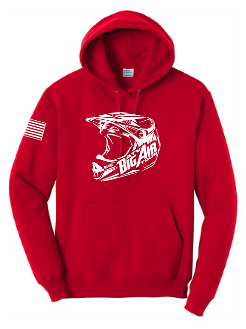 ATV Big Air Tour & 2021 Sponsors Sweatshirt