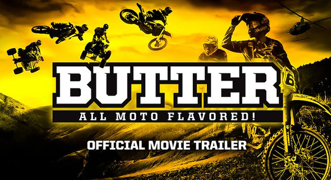 Butter All Moto Flavored Movie Trailer Image