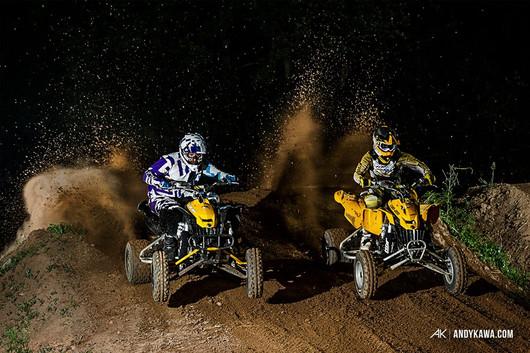 Jon & Derek Guetter Butter All Moto Flavored