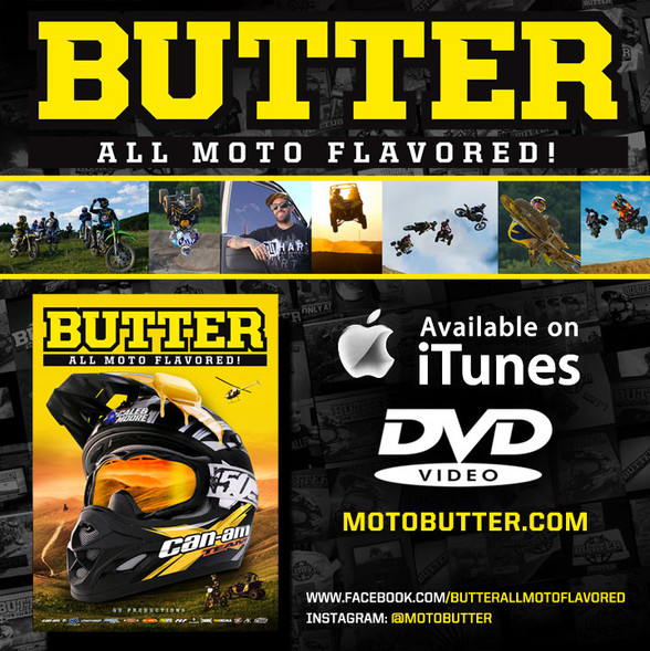 Butter All Moto Flavored now available on iTunes