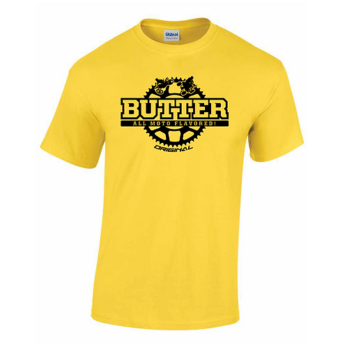 The Original Butter: All Moto Flavored! TShirt