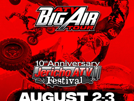 ATV Big Air Tour New Hampshire 2019 Show Announcement