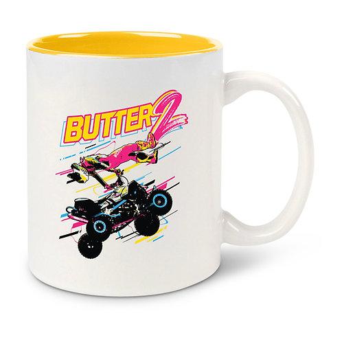 Butter2 Retro 11oz Mug