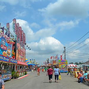 New Jersey State Fair, Augusta NJ