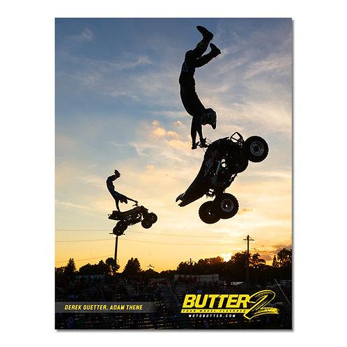ATV Big Air Tour Freestyle Poster