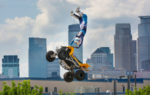 Red Bull X-Weekend at the Cabooze in Downtown Minneapolis