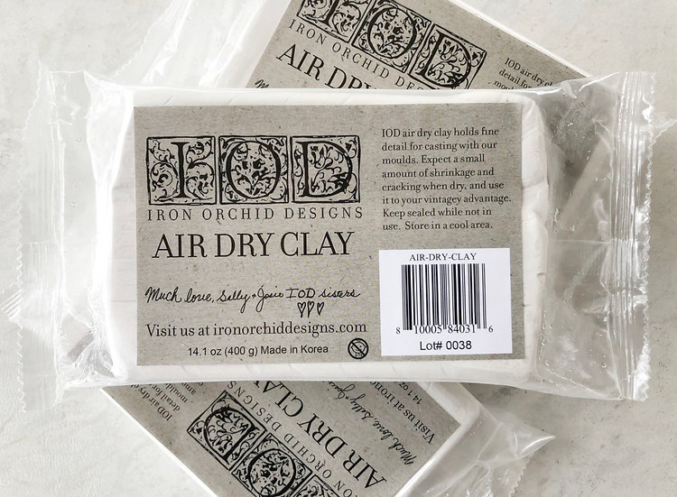 IOD Air Dry Clay 14.1 oz.