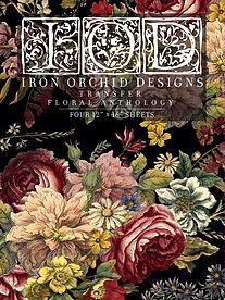 IOD Floral Anthology packaging front med
