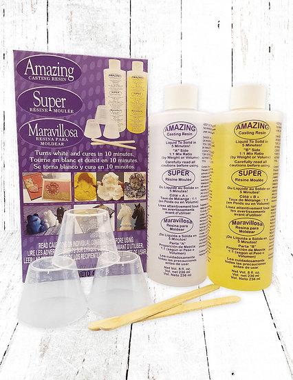 Alumlite Amazing Casting Resin Kit 16 oz.