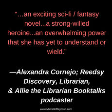 Review_ Reedsy Discovery, Alexandra Corn