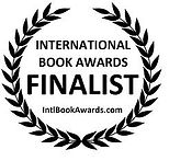 Internatinal Book Awards finalist badge