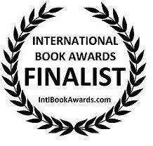 International Book Awards finalist badge