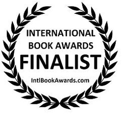 International Book Awards finalist logo