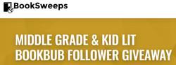 Booksweeps Middle Grade & Kit Lit Bookbub Followers May 10 - 19 2021 temp logo