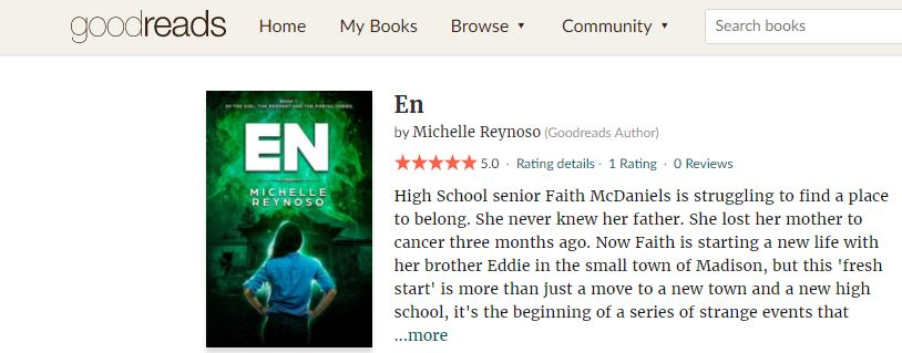 EN on Goodreads
