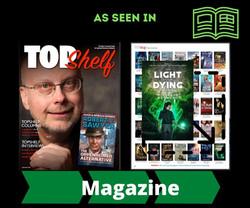 AS SEEN IN TopShelf Magazine