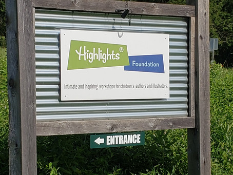 My trip to the Highlights Campus - A Visual Diary (Aug. 2020)