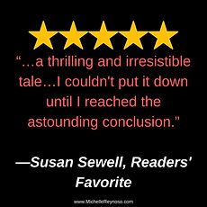 Review_ Readers Favorite,  Susan Sewell,