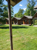 More cabins...