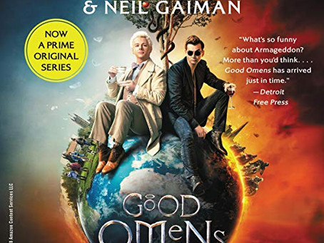 A witty and clever portrayal of Good and Evil at the End of Days.