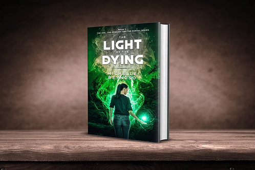 The Light of the Dying - hardcover