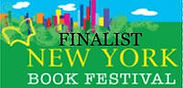 New York Book Festival finalist badge
