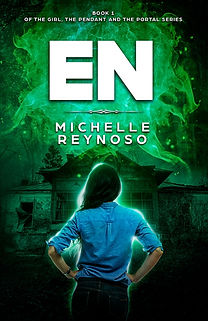 En (Book 1 of The Girl, the Pendant & the Portal) book cover