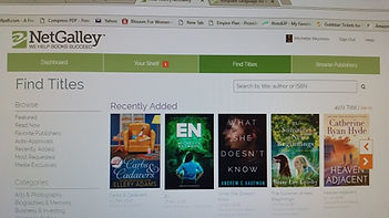 EN on NetGalley