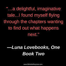 Review_ Luna Lovebooks, One Book Two, im