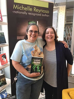Bookery Manchester NH Author Event with Michelle Reynoso