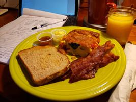 Ok, now the food. So good!!!