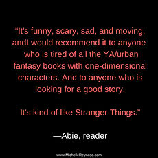 Review_ Abie, Reader, Its kind of like S