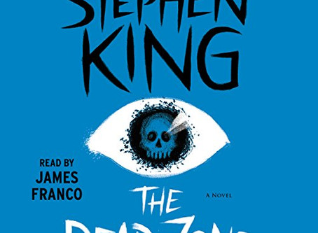 Mr. Stephen King, this is a masterpiece. My Book Review of The Dead Zone