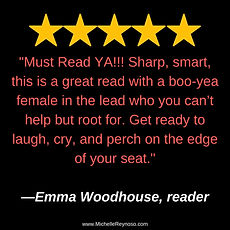 Review_ Reader Emma Woodhouse, Must Read