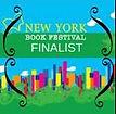 New York Book Festival finalist badge