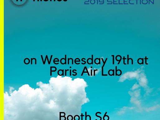 Hionos will exhibit at the Paris Air Show!