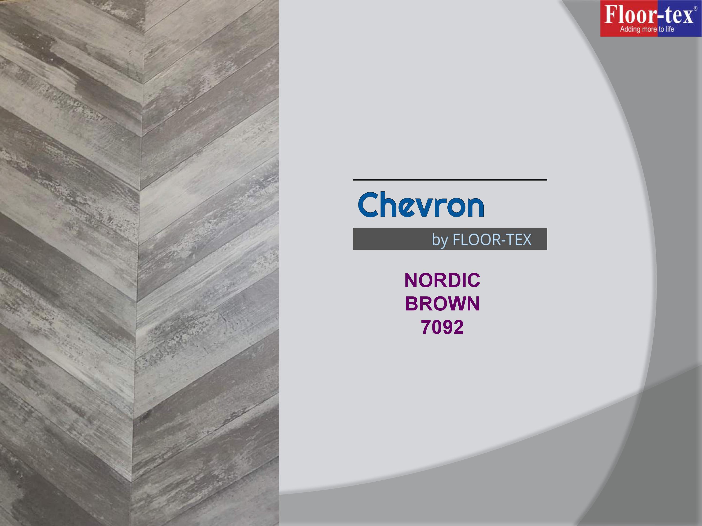 CHEVRON - 7092