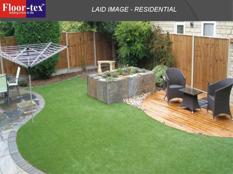 FLOOR-TEX LUXURY GRASS CARPETS - RESIDENTIAL