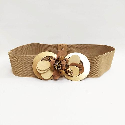 Cinturón Elástico Floritura