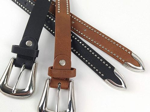 Cinturón Remaches Belice
