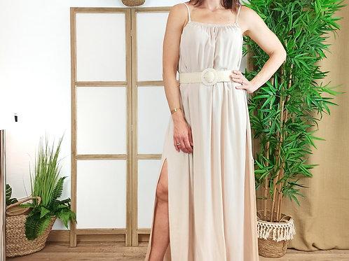 Vestido Largo Ayna
