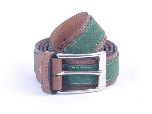 Cinturón Piel Combinado