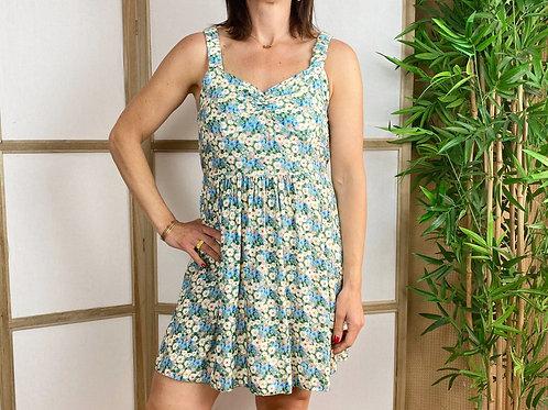 Vestido Estampado Floral Catalina