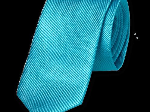 Corbata Turquesa Estrecha